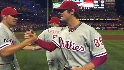 Hamels delivers the NLCS