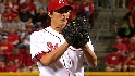 Three scoreless from Reds 'pen