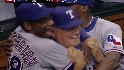 Rangers win ALDS