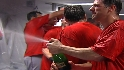 Rangers on advancing to ALCS