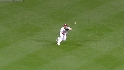 Victorino&#039;s running catch