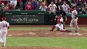 Halladay&#039;s close call