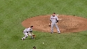 Giants' infield miscue