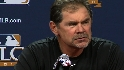 Bochy on Game 2 loss