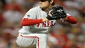 Hamels on Game 3 start