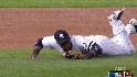 Cano's diving catch