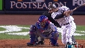 Posada breaks up no-no