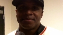 Bonds on the 2010 Giants