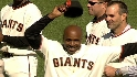 Bonds welcomed back