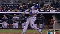 Hamilton&#039;s second homer