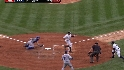 Posada&#039;s RBI single