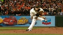 Lincecum talks about close games