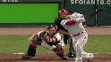 Victorino's RBI single