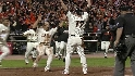 Uribe's walk-off sac fly