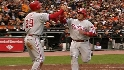 Phillies' wild three-run third