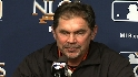 Bochy on Giants&#039; Game 5 loss