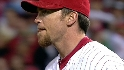 Lidge&#039;s scoreless ninth