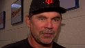 Bochy talks to Network