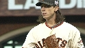 Lincecum wins Game 1