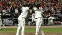 Giants' seven-run eighth