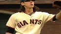 Lincecum on his pitching routine