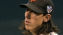 Lincecum tries for Giants clinch