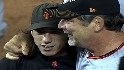 Giants clinch World Series