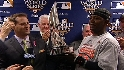 Renteria named World Series MVP