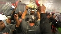 Giants celebrate as champions