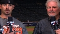 Rowand, Sabean with MLB Tonight