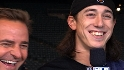 Lincecum talks with MLB Tonight