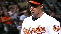 O&#039;s decline Hendrickson&#039;s option