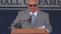 Niehaus accepts Frick Award