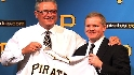 Hurdle&#039;s first day with Pirates