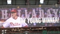 Halladay on winning NL Cy Young