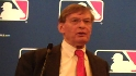Selig on playoff expansion