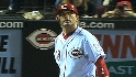 Votto wins NL MVP