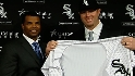 Dunn happy to be with White Sox