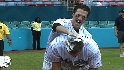 Coghlan&#039;s postgame injury