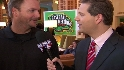 Pierzynski talks to Network