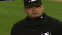 Ump Joyce on controversial call