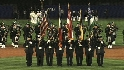 NYPD Pipers honor the fallen
