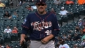 Gammons on Twins&#039; payroll