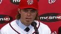 Werth on joining the Nationals