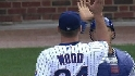 Wood gets the save, Cubs clinch