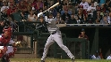 Romine&#039;s RBI single