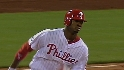 Brown&#039;s role with Phils in 2011