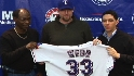 Rangers introduce Webb