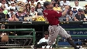Pence's two-run homer