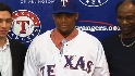 Beltre on joining the Rangers